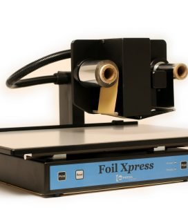 Foil Xpress by ImPress Systems. a ccost effective solution for any size organization