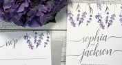 Wedding Invitations printed on Foil Direct by ImPress Systems