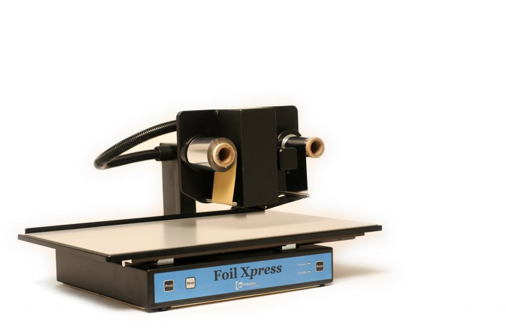 Foil Xpress Digital Foil Printer by ImPress Systems